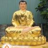 tượng bổn sư thích ca buddhist art 3 mét 4