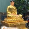 tượng phật bổn sư thích ca buddhist art 3 mét 4