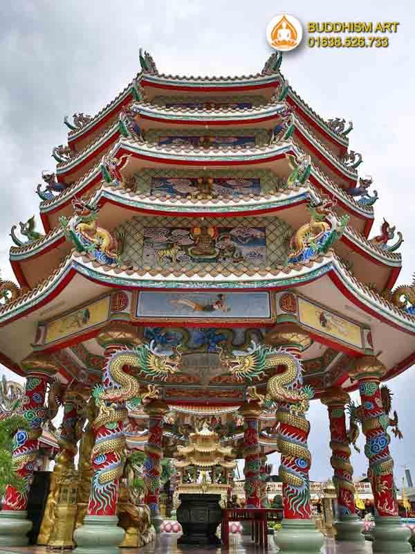 Cảnh quan đình chùa 4