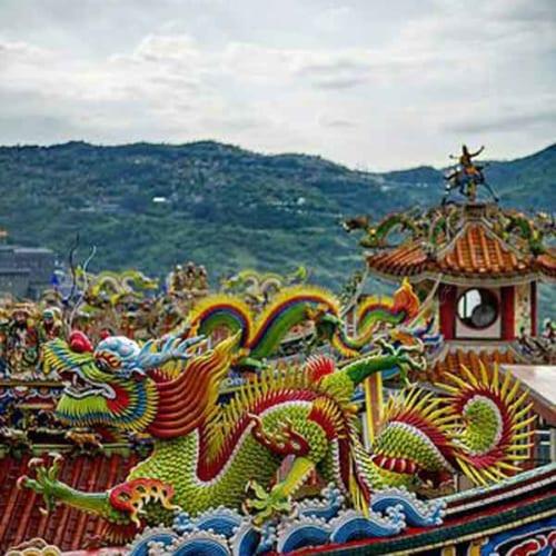 kiến trúc phật giáo xây chùa