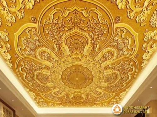 Phù điêu Phật Giáo 1