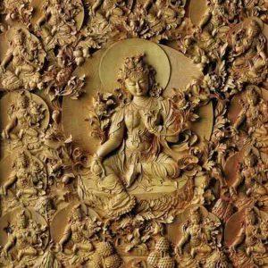 Phù điêu Phật Giáo 11