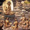 Phù điêu Phật Giáo 2