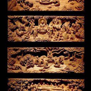 Phù điêu Phật Giáo 9