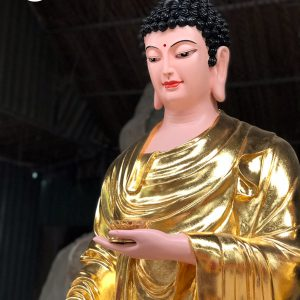 Tượng Phật A Di Đà (Mẫu A11) - Buddhism Art - 01638526733