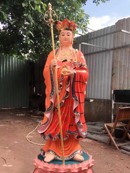 tượng địa tạng vương bồ tát 1,6 mét