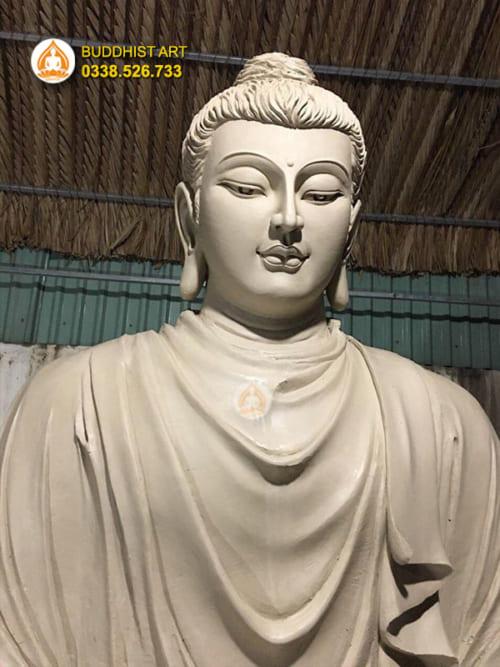 Mẫu tượng phật thích ca mâu ni Buddhist Art sáng tác