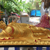 Tượng Phật A Di Đà nằm Buddhist Art