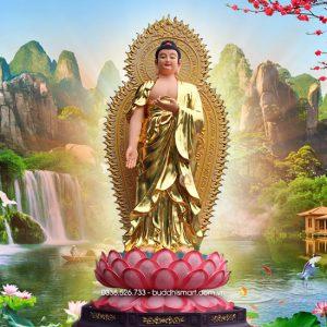 Tượng Phật A Di Đà đẹp nhất thế giới