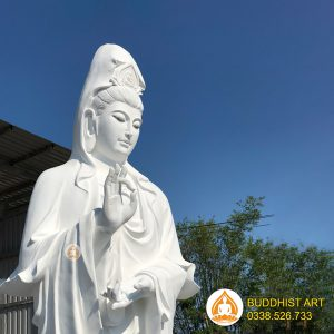 Tượng Phật Quan Âm Bồ Tát đứng
