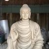 Tượng Phật Thích Ca đẹp composite, đồng, gỗ
