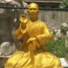 tượng thiền sư thích nhất hạnh 1