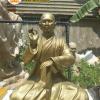 Tượng Thiền Sư Thích Nhất Hạnh do Buddhist Art sáng tác