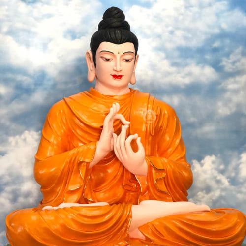 Tôn Tượng Bổn Sư Thích Ca đã được an vị tại chùa Giác Linh – Đồng Tháp