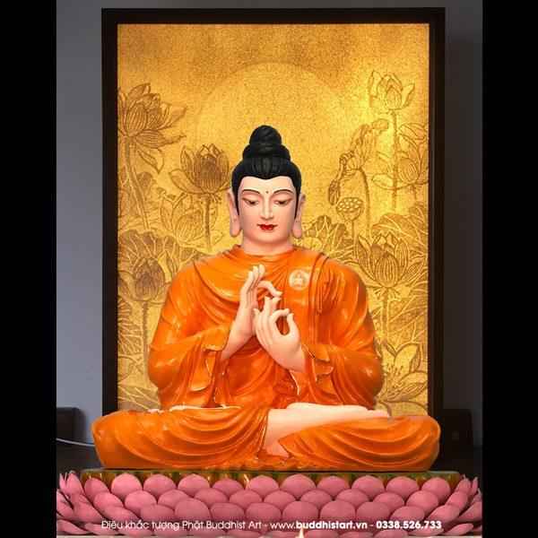 Tượng Phật Bổn Sư Thích Ca đẹp nhất thế giới