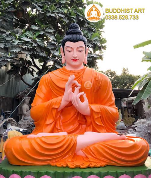 Tượng Phật Thích Ca 350 cm