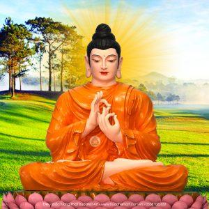Tượng Phật Thích Ca composite đẹp nhất