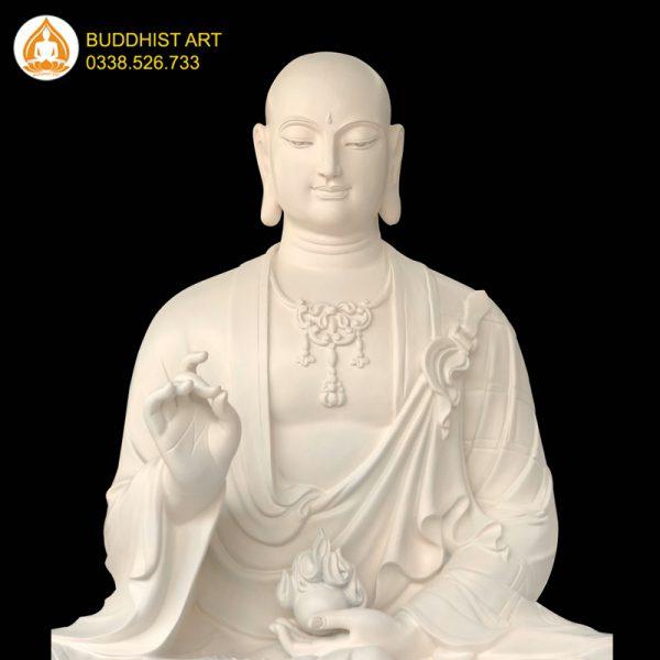 Tôn Tượng Địa Tạng Vương Bồ Tát bằng bột đá