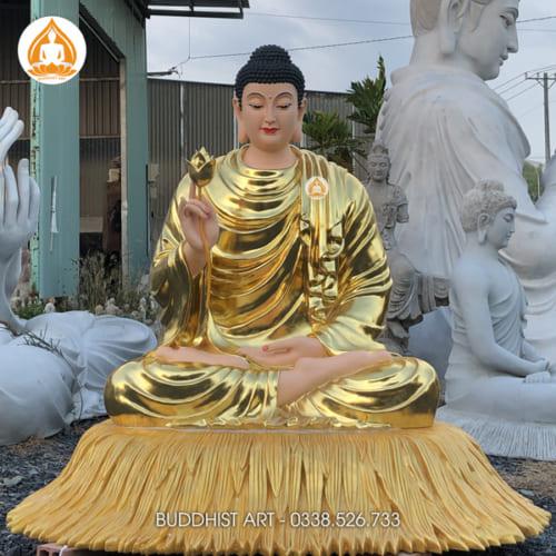 tượng bổn sư bằng composite