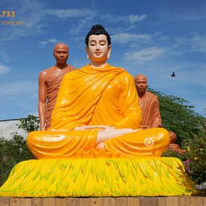 Tượng Phật Bổn Sư Thích Ca Mâu Ni Ngồi Thiền đẹp nhất tại Buddhist Art